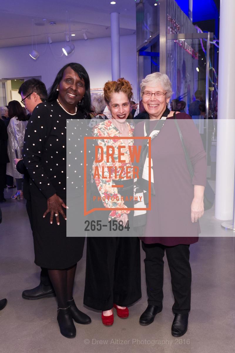 Debbie Wilson, Annabeth Rosen, Jessie Ann Owens, Photo #265-1584