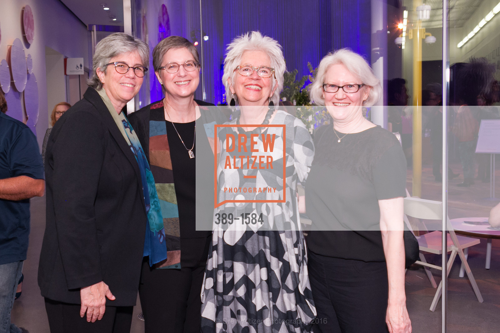 Randi Roberts, Rachel Tooker, Kathleen McLane, Karen Nelson, Photo #389-1584