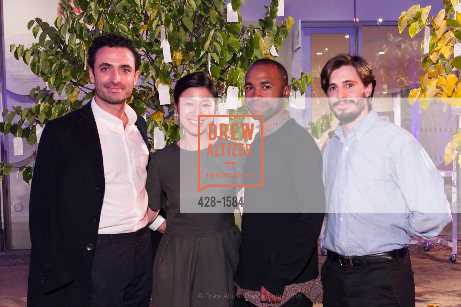 Alvaro Gomez, Seung Kang, Bryson Armstrong, Singer Clark, Photo #428-1584