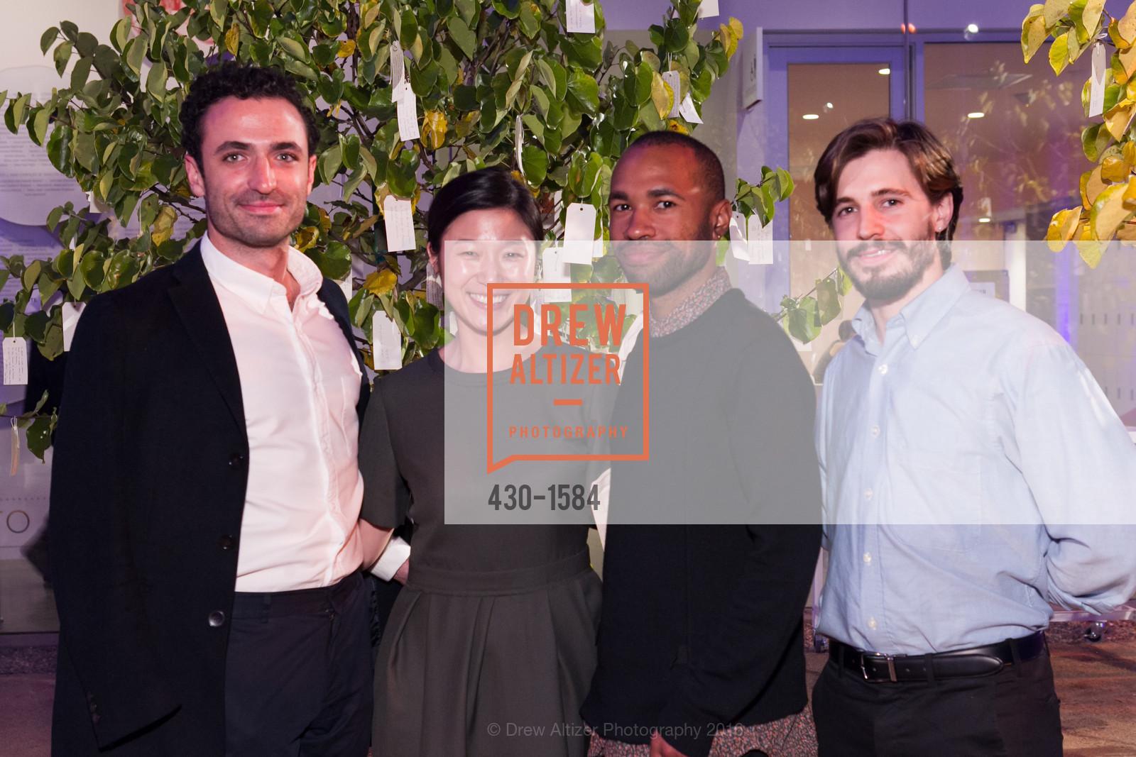 Alvaro Gomez, Seung Kang, Bryson Armstrong, Singer Clark, Photo #430-1584