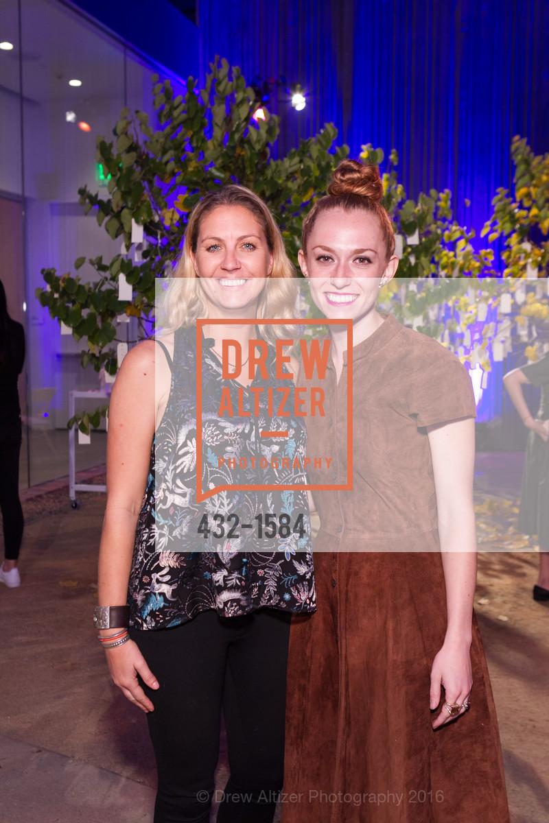 Amy McLane, Bethany Williams, Director's Debut, Manetti Shrem Museum of Art. Old Davis Road at Alumni Lane, November 12th, 2016