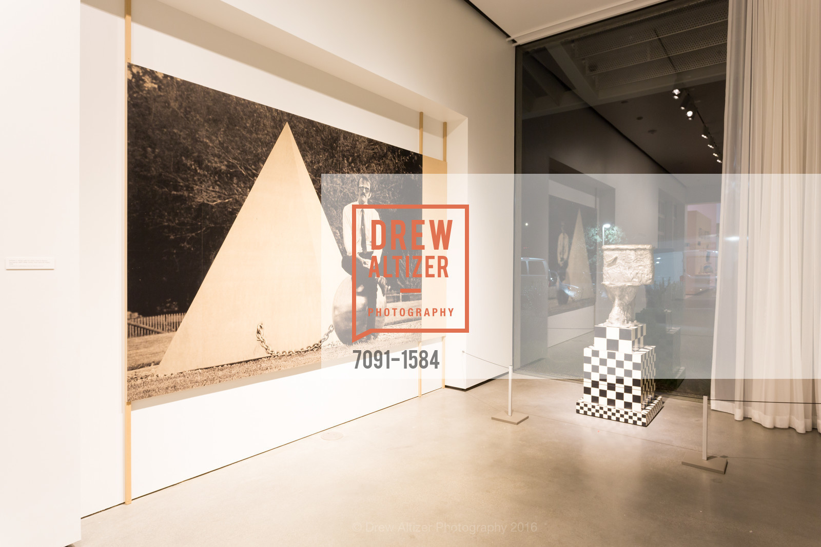 Atmosphere, Director's Debut, Manetti Shrem Museum of Art. Old Davis Road at Alumni Lane, November 12th, 2016