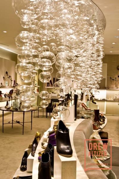 61af8b1c063 Saks Fifth Avenue celebrated it s spectacular new shoe salon