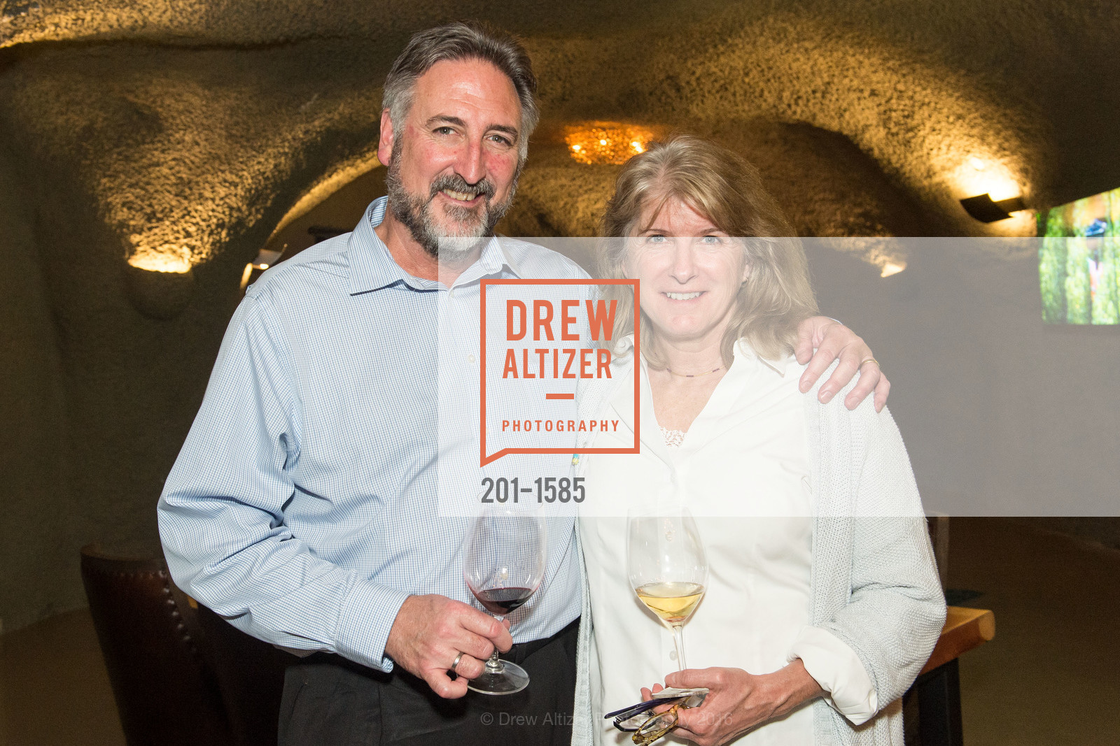 Michael Beaulac, Kathy Beaulac, Celebration Launch Cellar 47, Pine Ridge Vineyards. 5901 Silverado Trail, November 13th, 2016