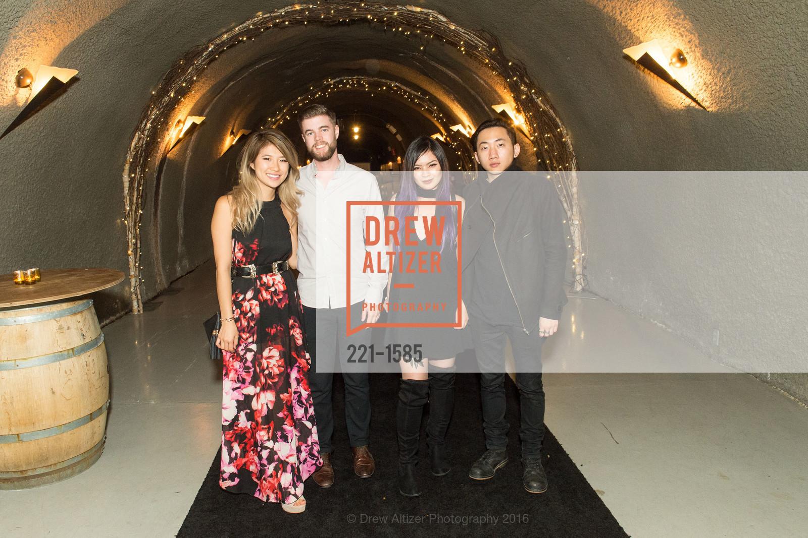 Ally Chen, Scott Neil, Cristina Viseu, Aaron Ng, Photo #221-1585
