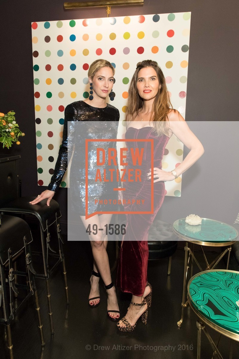 Veronica Swanson Beard, Veronica Miele Beard, Veronica Beard San Francisco Pop-Up Shop Launch Event, Private Residence, November 15th, 2016