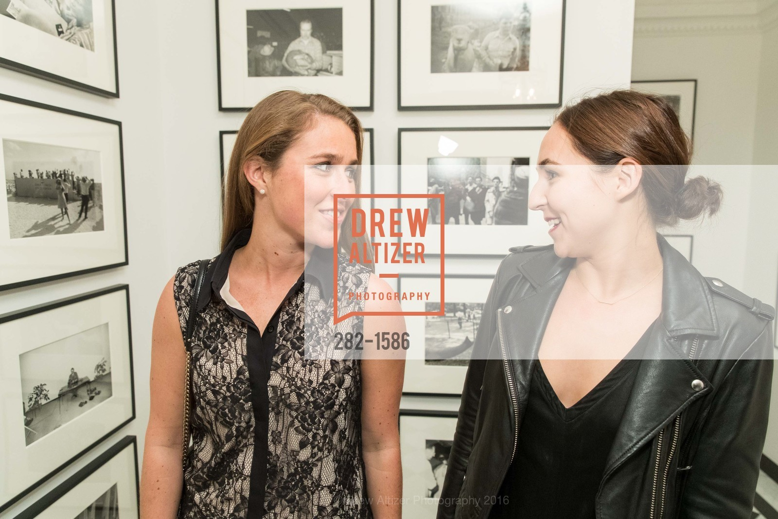 Elena McAllister, Remy Fisher, Veronica Beard San Francisco Pop-Up Shop Launch Event, Private Residence, November 15th, 2016