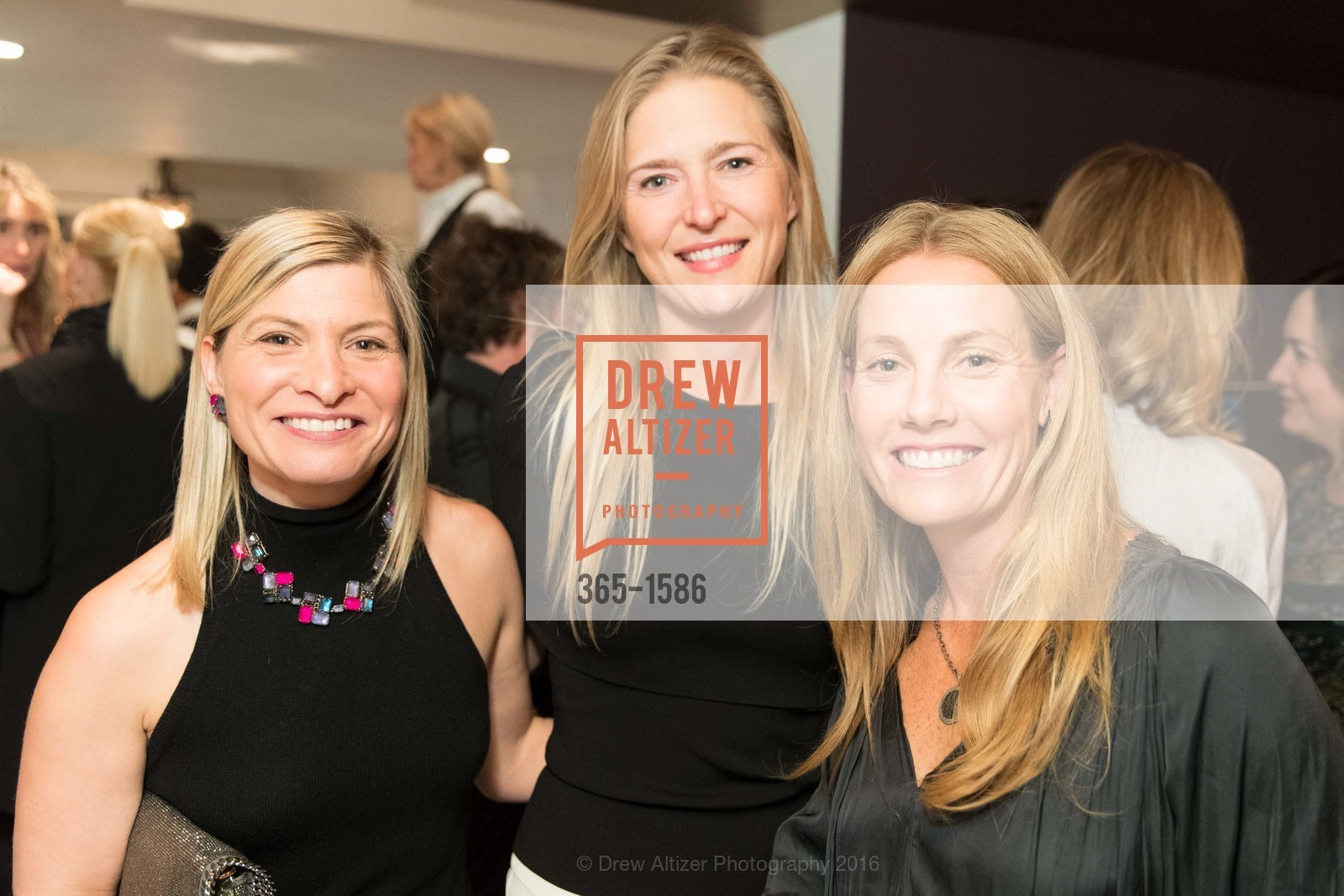 Valerie Batchelder, Alicia Engstrom, Nicole Barker, Veronica Beard San Francisco Pop-Up Shop Launch Event, Private Residence, November 15th, 2016