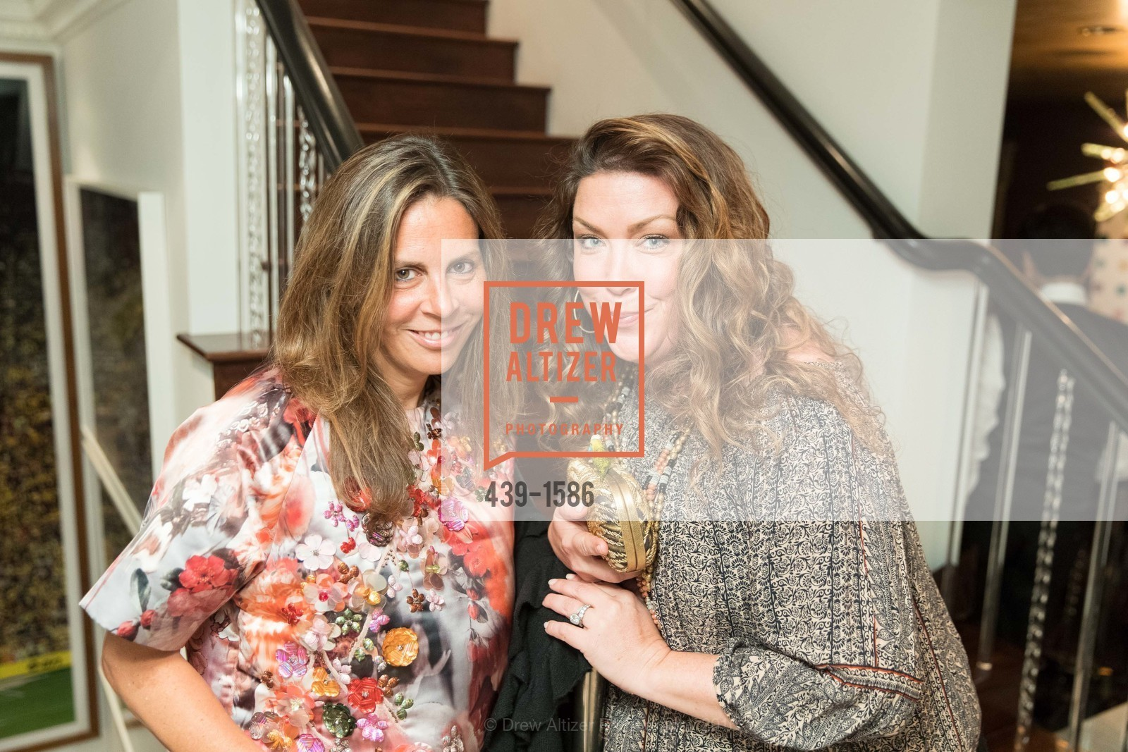 Anne Waterman, Tolan Florence, Veronica Beard San Francisco Pop-Up Shop Launch Event, Private Residence, November 15th, 2016