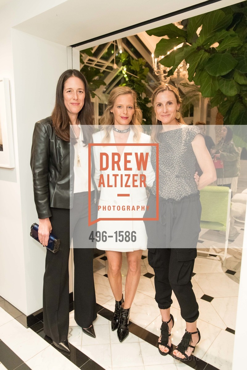 Lisa Tarter, Katie Traina, Serena Perkins, Veronica Beard San Francisco Pop-Up Shop Launch Event, Private Residence, November 15th, 2016
