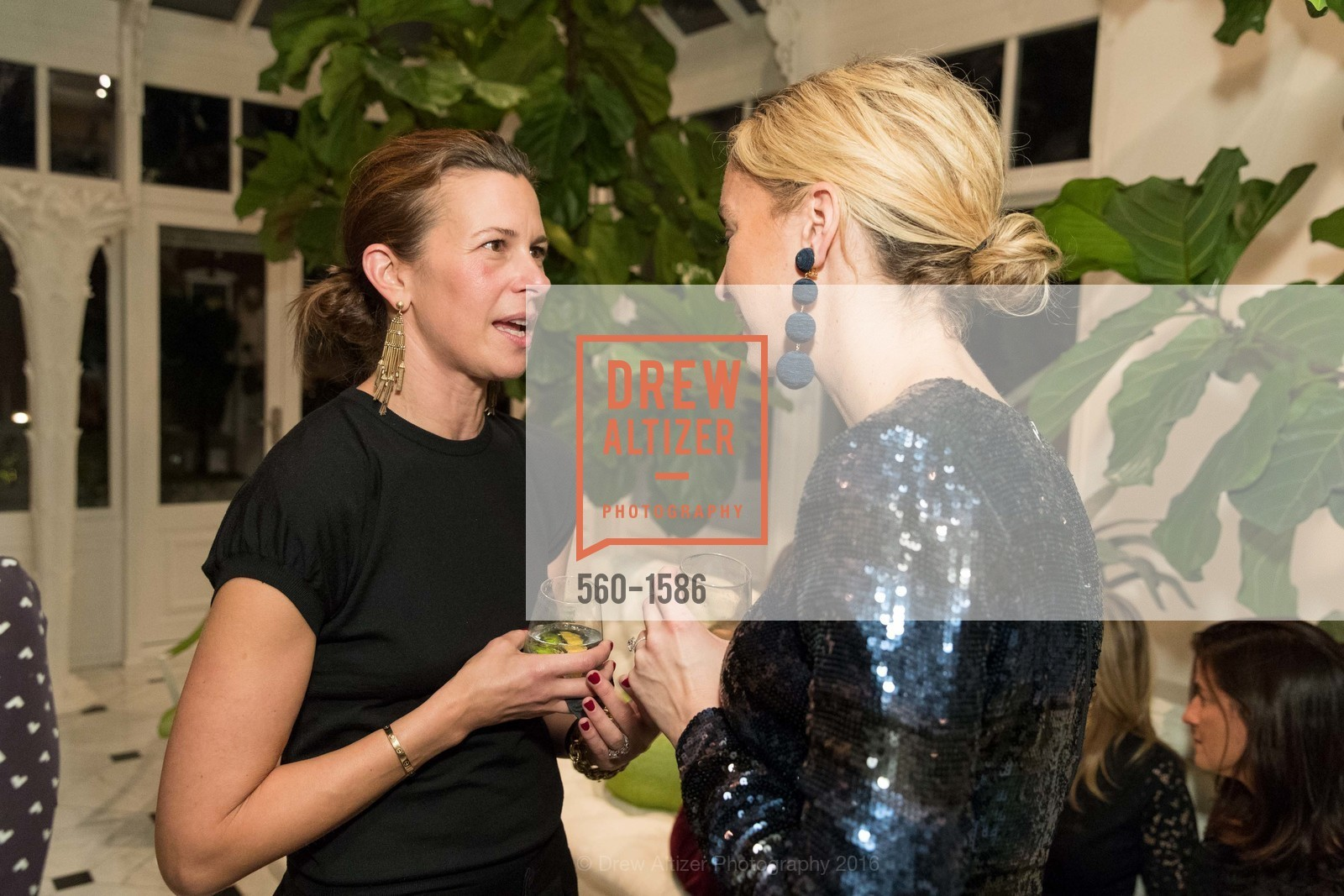 Erin Lowenberg, Veronica Beard San Francisco Pop-Up Shop Launch Event, Private Residence, November 15th, 2016