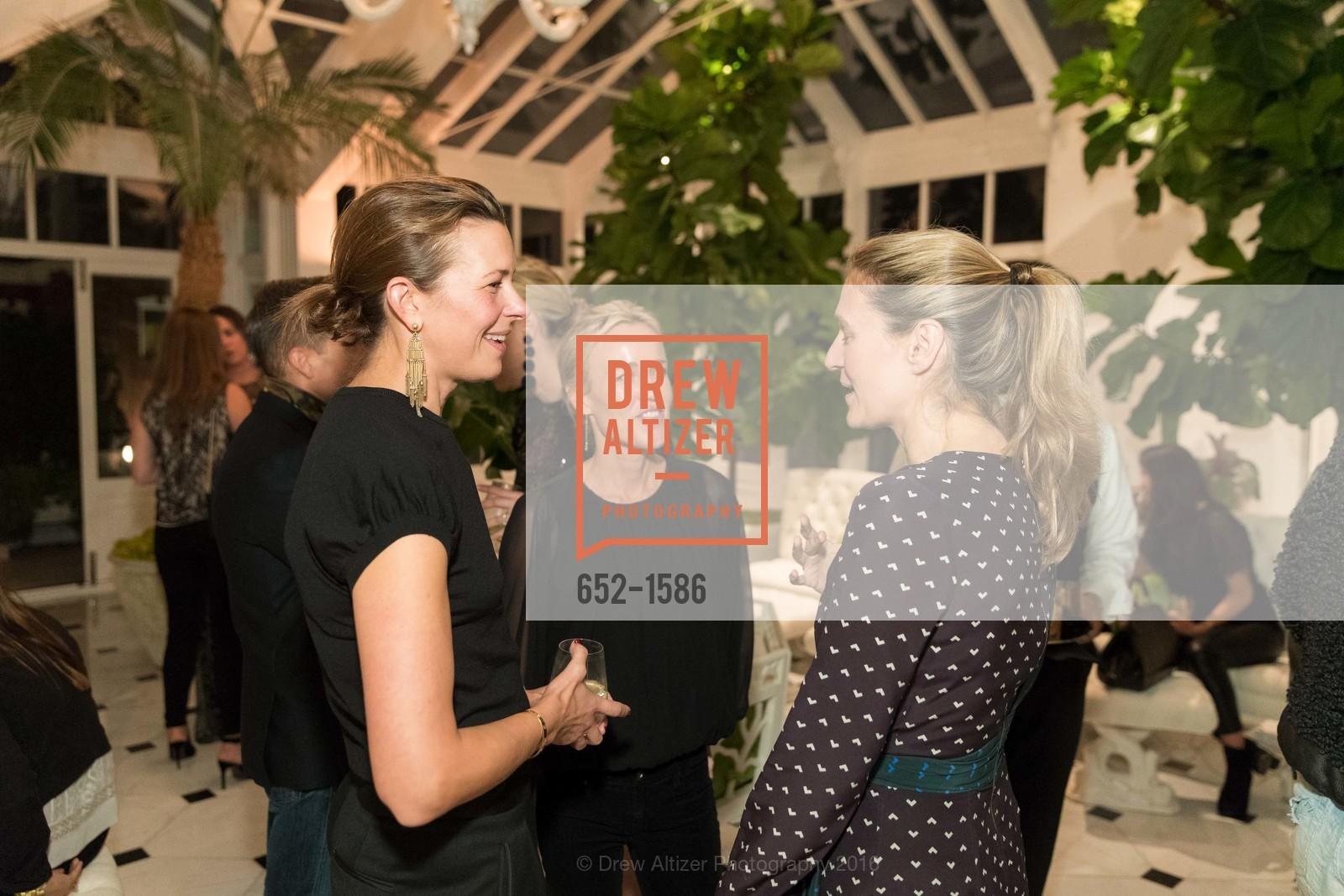 Erin Lowenberg, Heidi Castelein, Nina Stanford, Veronica Beard San Francisco Pop-Up Shop Launch Event, Private Residence, November 15th, 2016