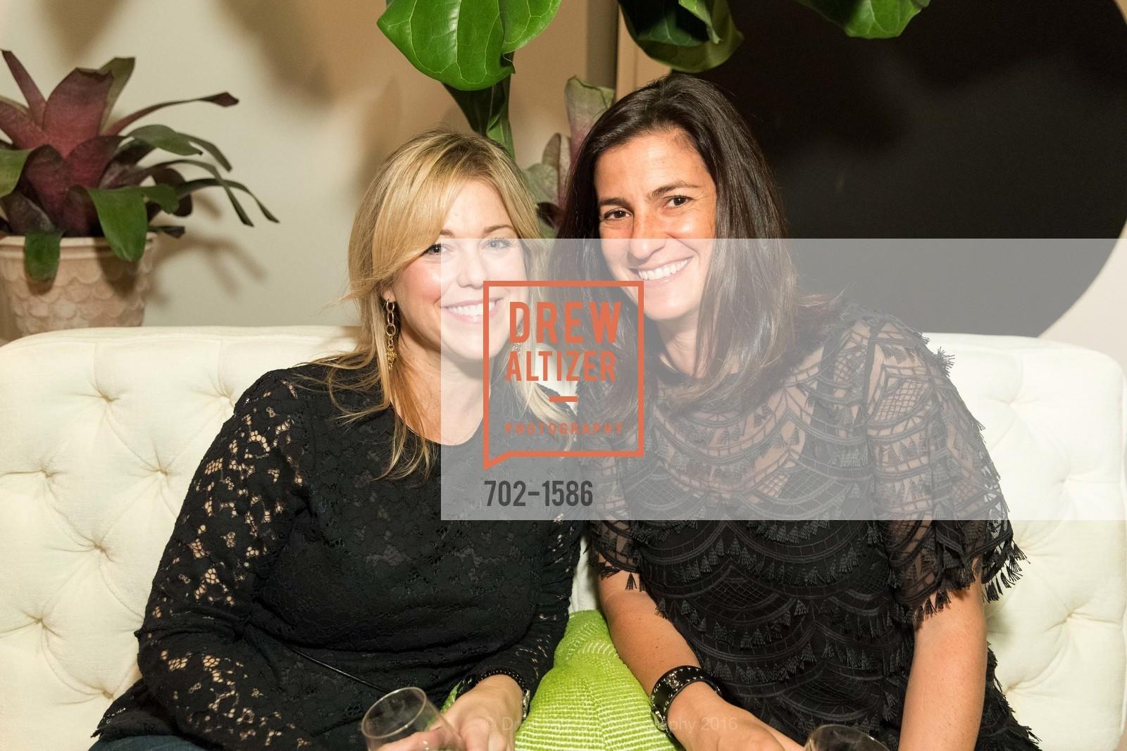 Christina Dunning, Nancy Kaye, Veronica Beard San Francisco Pop-Up Shop Launch Event, Private Residence, November 15th, 2016