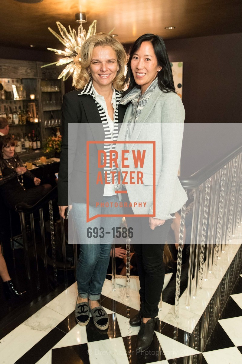 Leigh Matthes, Veronica Beard San Francisco Pop-Up Shop Launch Event, Private Residence, November 15th, 2016
