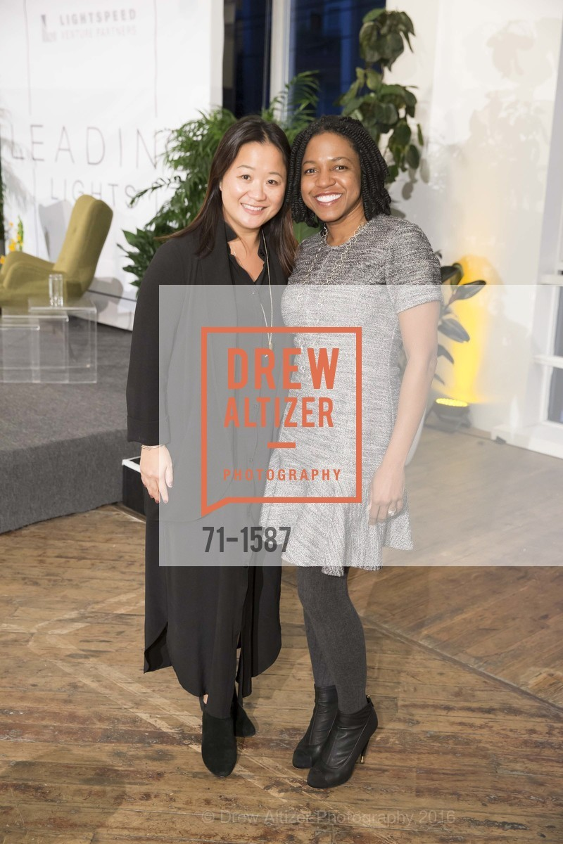 Lisa Chan, Stacy Brown-Philpot, Photo #71-1587