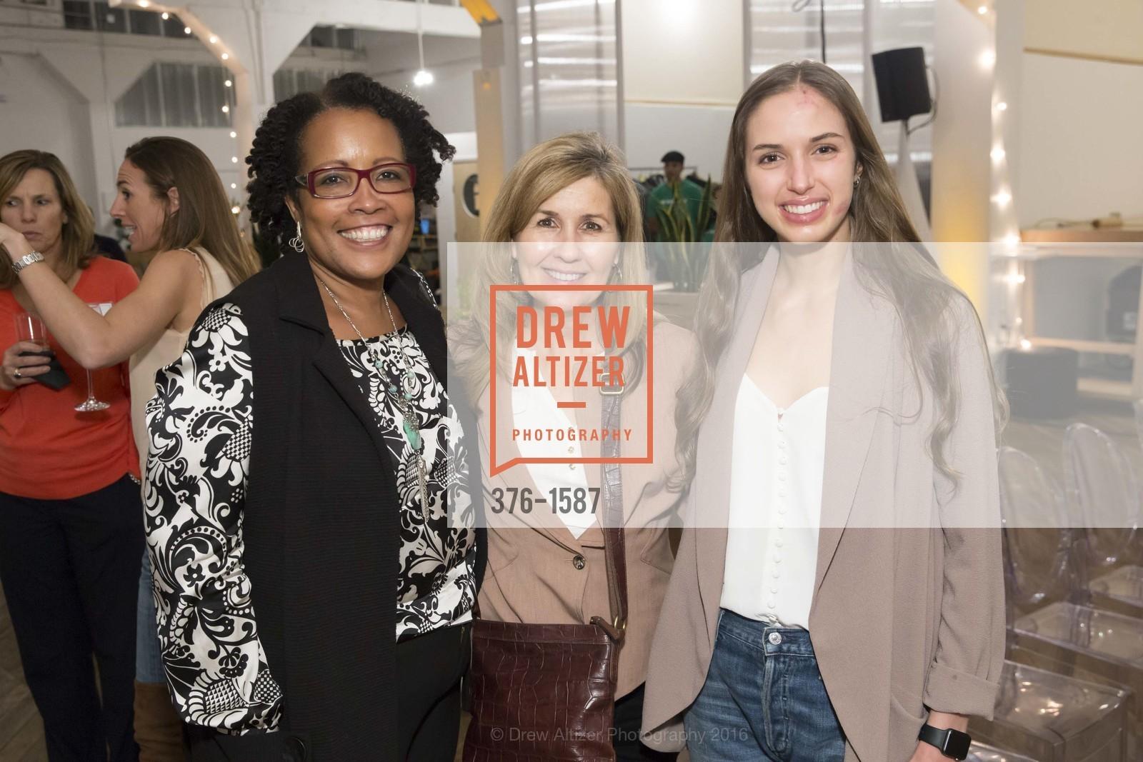 Gwen Tillman, Susan Lovegren, Alana Anderson, Photo #376-1587