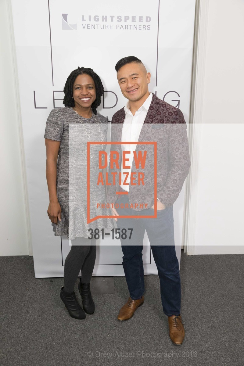 Stacy Brown-Philpot, Jeremy Liew, Photo #381-1587