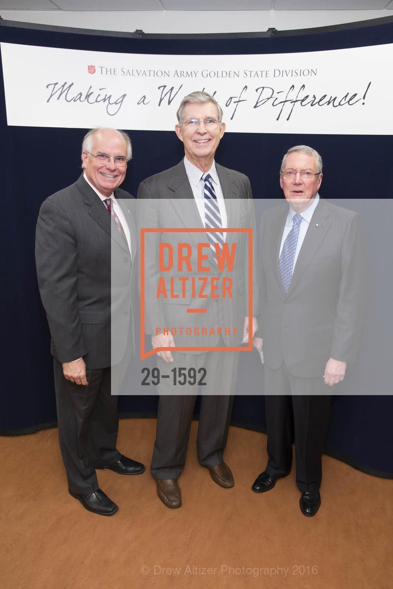 Peter Ratto, Bert Decker, Dick Clark, Photo #29-1592