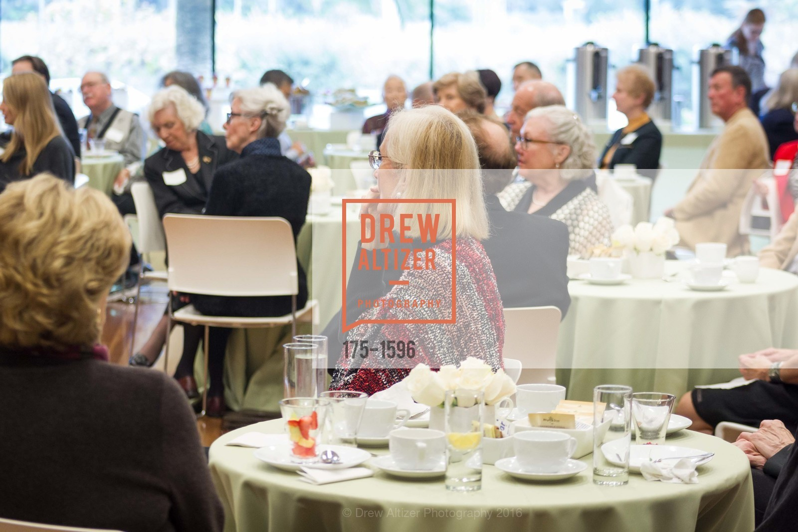 Extras, Legacy Tea at the de Young Museum, November 15th, 2016, Photo