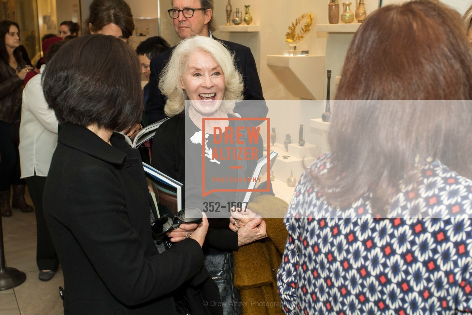 Dede Wlisey, A Conversation with Madeleine Albright at the Legion of Honor, Legion of Honor. 2525 Van Ness St, November 16th, 2016