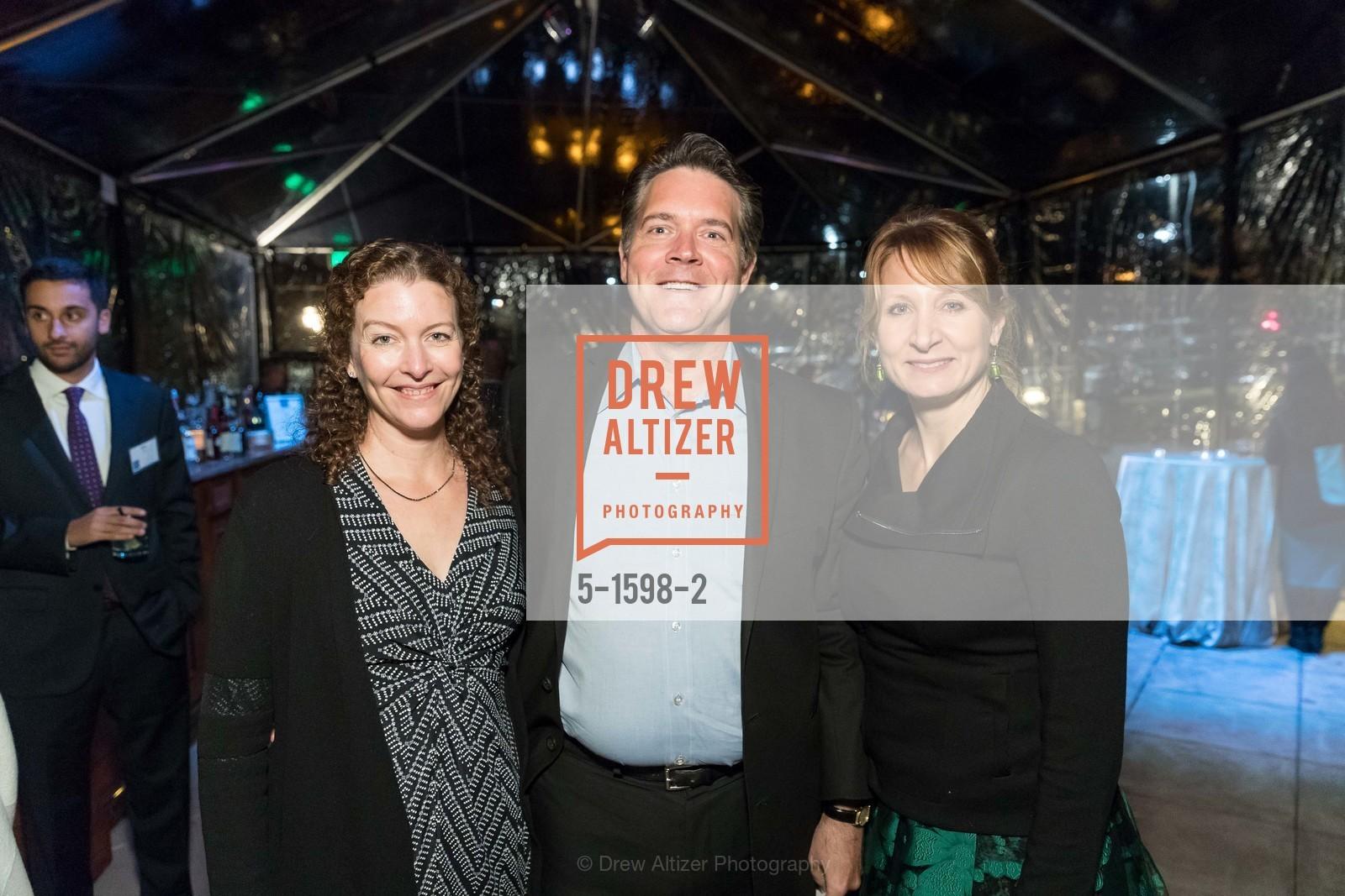 Mimi Searfoss, Fred Falsetti, Beth van Schaack, Photo #5-1598-2