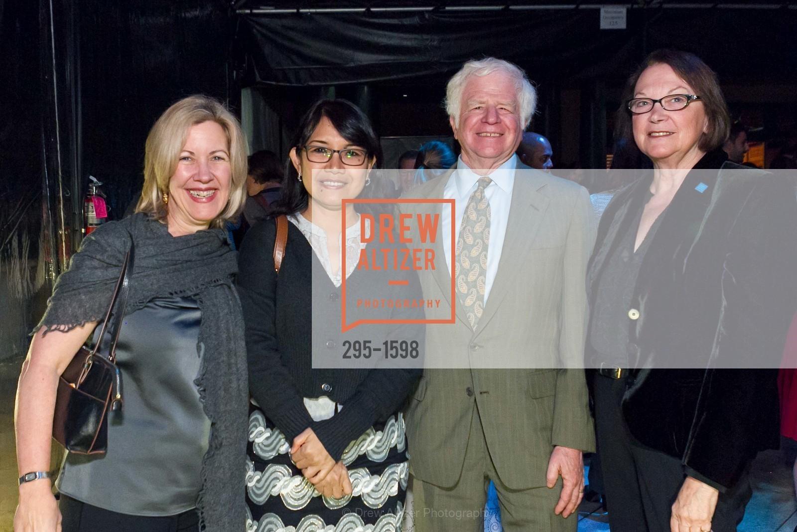 Eileen Moncoeur, Khin Ohmar, Marty Krasney, Joan Platt, Photo #295-1598