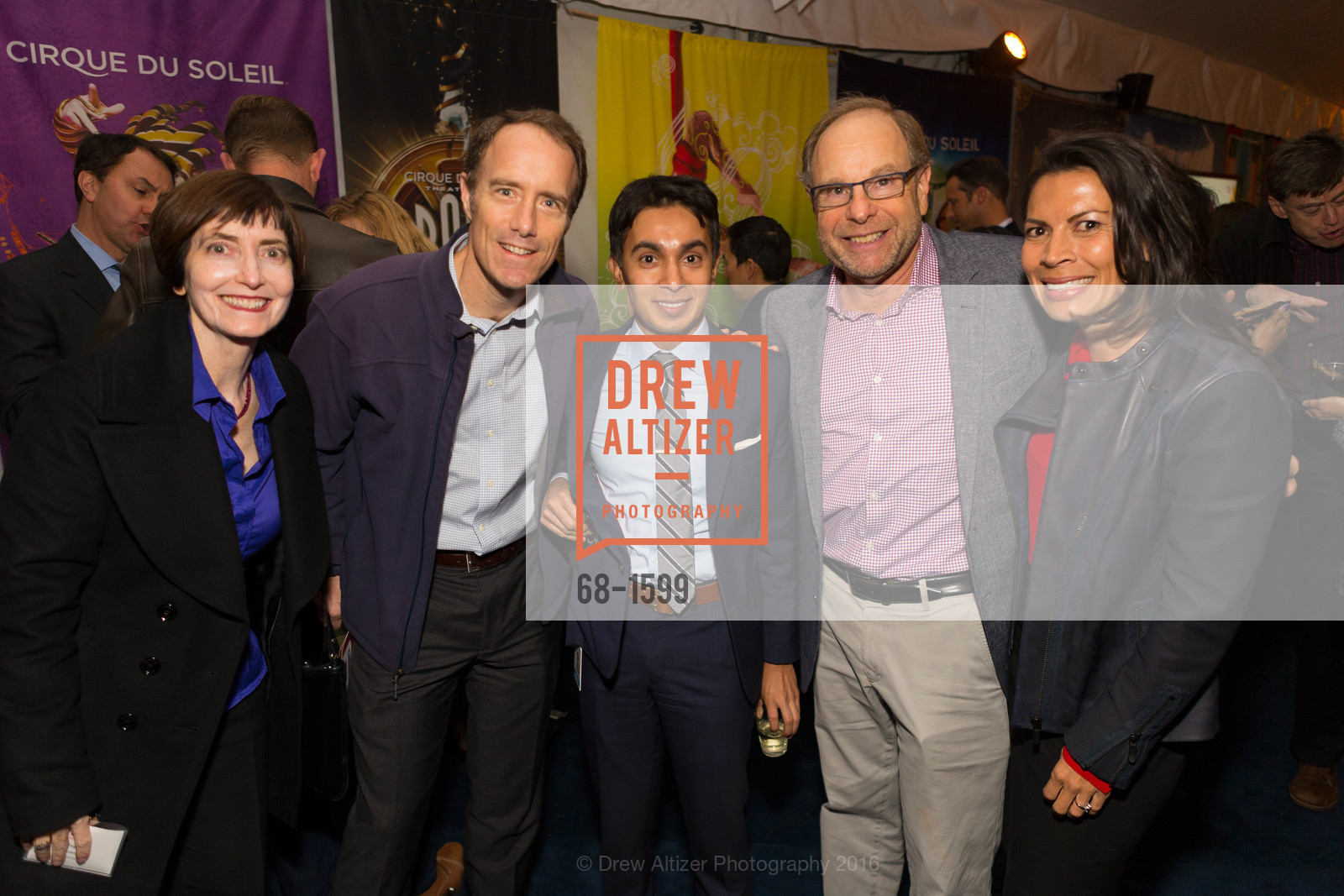 Peggy Powers, Chris Newman, William Edwin, Mark Steiner, Jackie Haggarty, Photo #68-1599