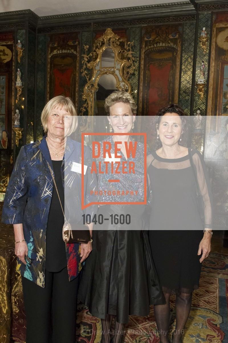 Pat Caspersen, Kathy McMahon, Catherine Heagerty, Photo #1040-1600