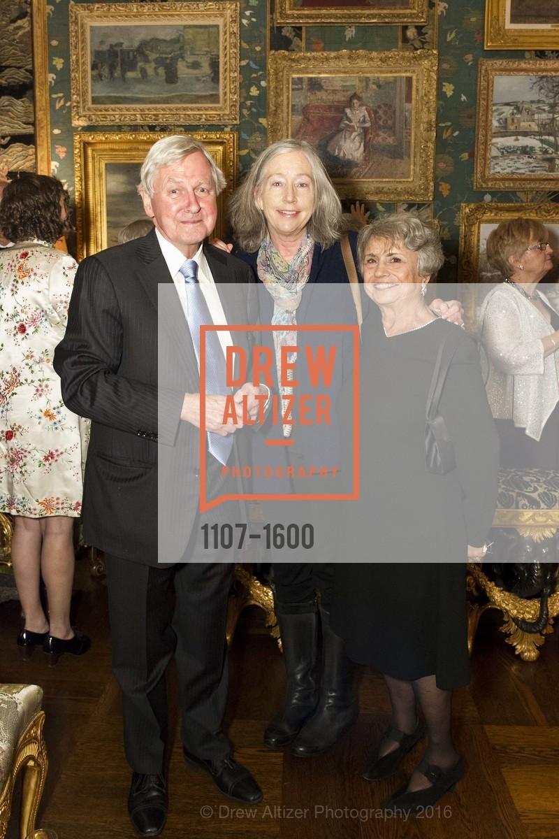 Richard Collier, Michelle Benson, Marilyn Collier, Photo #1107-1600