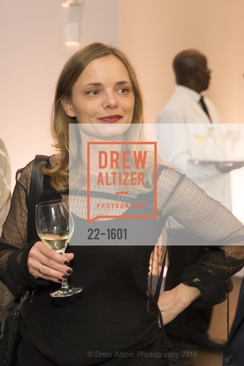 Nina Hollein, Dinner with Frank Stella at the de Young, de Young Museum. 2525 Van Ness St, November 16th, 2016