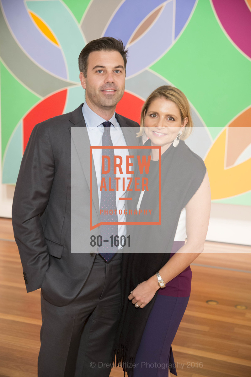 Timothy Persson, Sabrina Persson, Dinner with Frank Stella at the de Young, de Young Museum. 2525 Van Ness St, November 16th, 2016