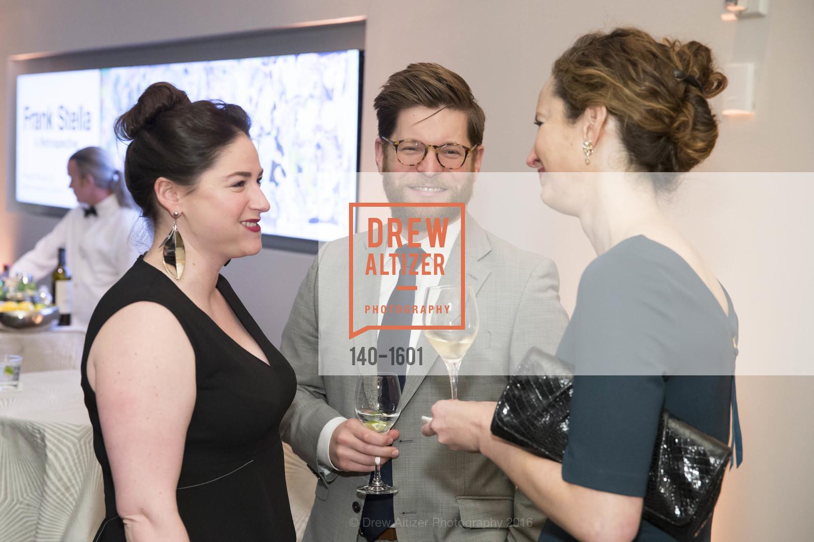 Rebecca Siegel, Stephen Gikow, Sophie Hood, Photo #140-1601