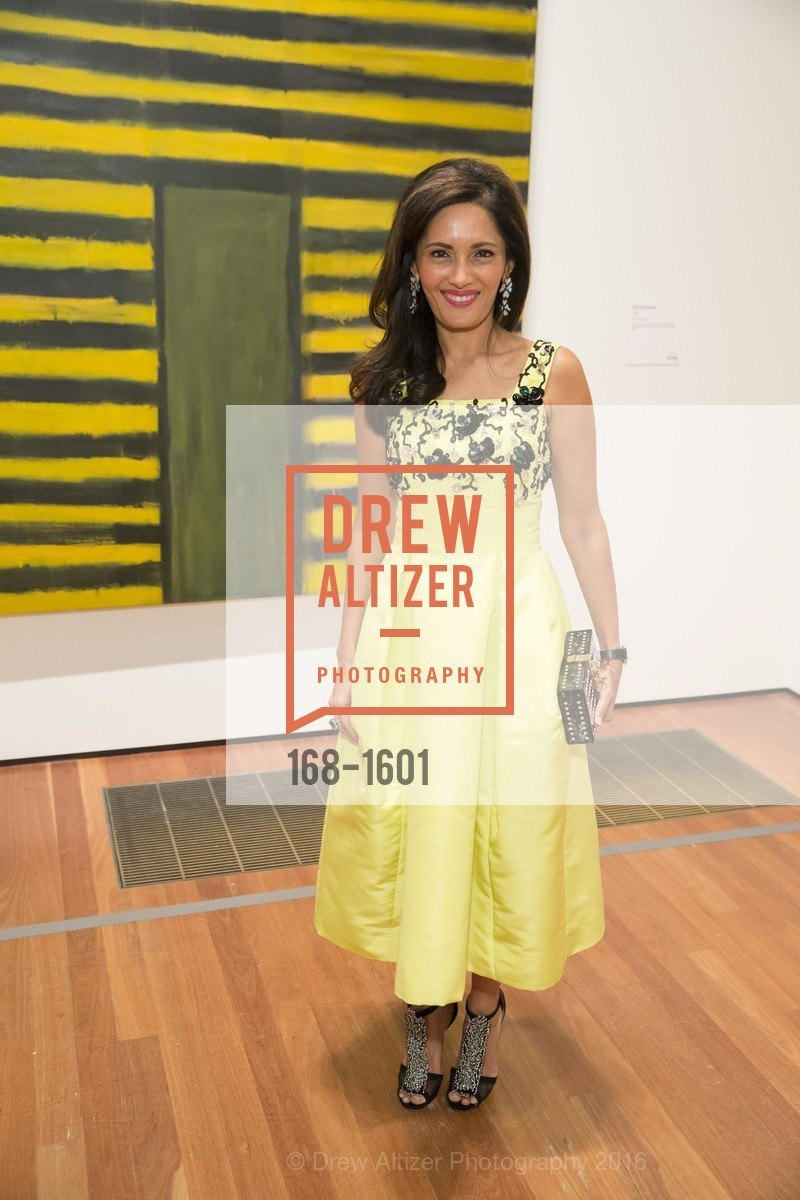 Komal Shah, Dinner with Frank Stella at the de Young, de Young Museum. 2525 Van Ness St, November 16th, 2016