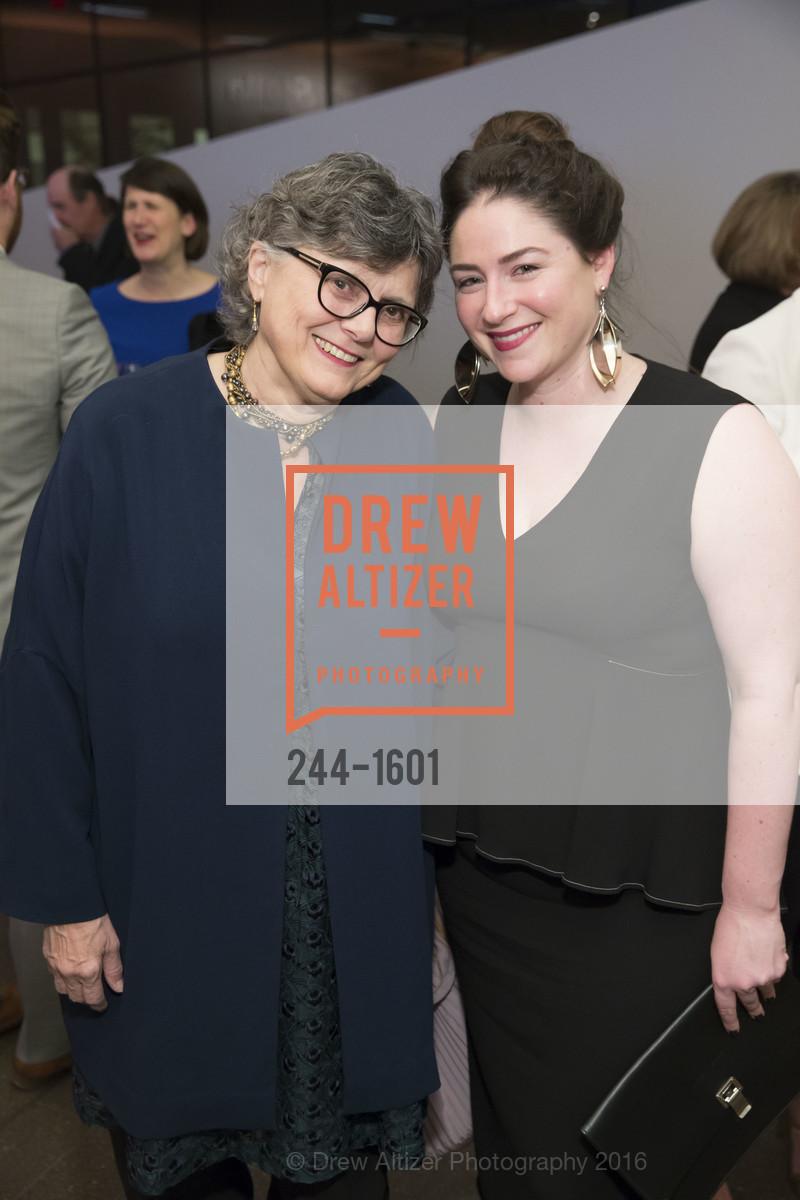 Paula Pelosi, Rebecca Siegel, Photo #244-1601