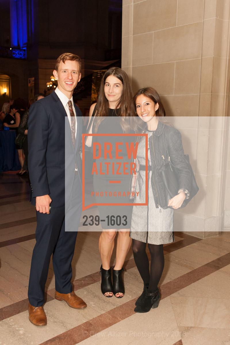 Everett Secor, Karelle Steiner, Erika Gomez, Photo #239-1603