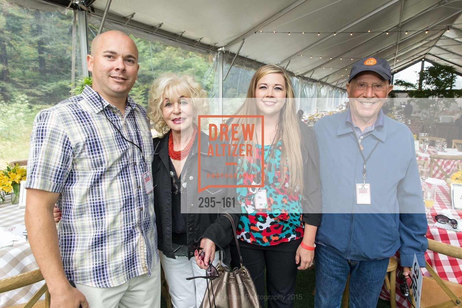 Chris Romero, Lea Orwitz, Amanda Ramiro, Allen Horowitz, THE BIG PICNIC Kicking off  2015 Stern Grove Season, Stern Grove. 2750 19th Avenue, June 14th, 2015,Drew Altizer, Drew Altizer Photography, full-service agency, private events, San Francisco photographer, photographer california