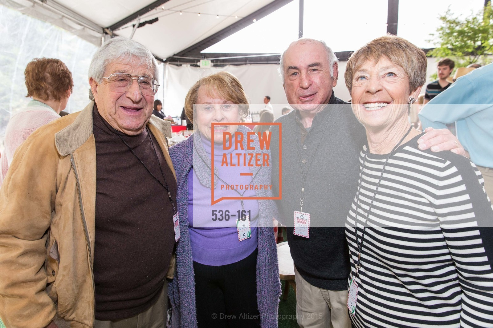 Conrad Donner, Sandra Donner, Stuart Seiler, Gaye Seiler, THE BIG PICNIC Kicking off  2015 Stern Grove Season, Stern Grove. 2750 19th Avenue, June 14th, 2015,Drew Altizer, Drew Altizer Photography, full-service agency, private events, San Francisco photographer, photographer california