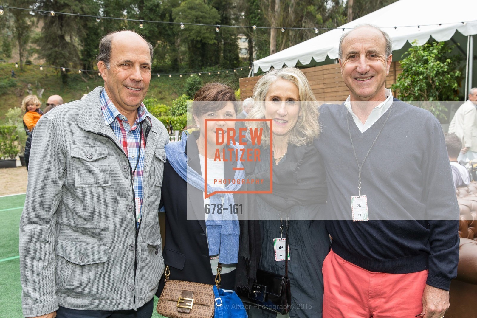 John Roos, Susie Roos, Jamie Meyers, Mark Meyers, THE BIG PICNIC Kicking off  2015 Stern Grove Season, Stern Grove. 2750 19th Avenue, June 14th, 2015