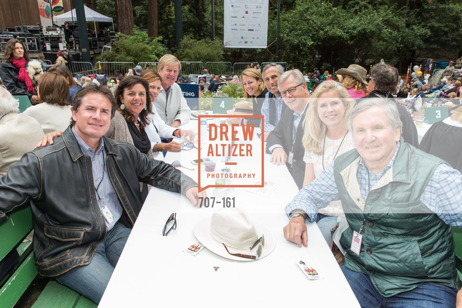 Larry Solomon, Connie Ring, Lisa Troedson, Jack Troedson, Bill Ring, Shawn Byers, Brook Byers, THE BIG PICNIC Kicking off  2015 Stern Grove Season, Stern Grove. 2750 19th Avenue, June 14th, 2015,Drew Altizer, Drew Altizer Photography, full-service agency, private events, San Francisco photographer, photographer california