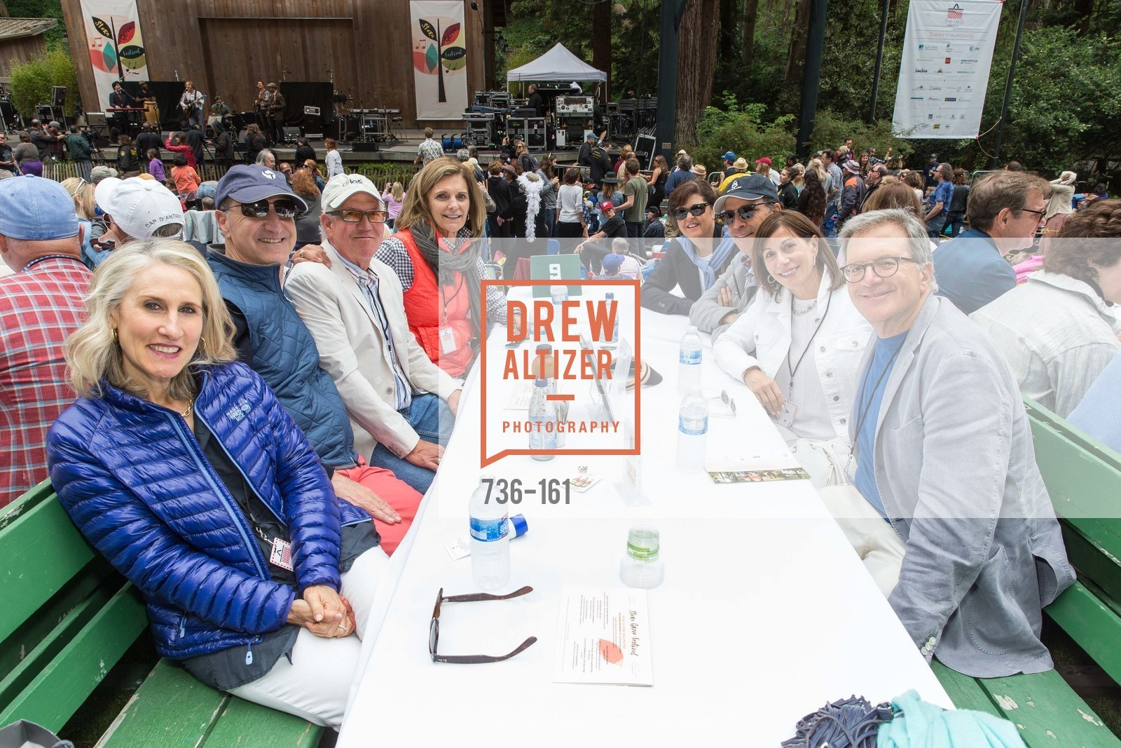 Jamie Myer, Mike Myer, Lisa Schatz, Steven Schatz, THE BIG PICNIC Kicking off  2015 Stern Grove Season, Stern Grove. 2750 19th Avenue, June 14th, 2015,Drew Altizer, Drew Altizer Photography, full-service agency, private events, San Francisco photographer, photographer california