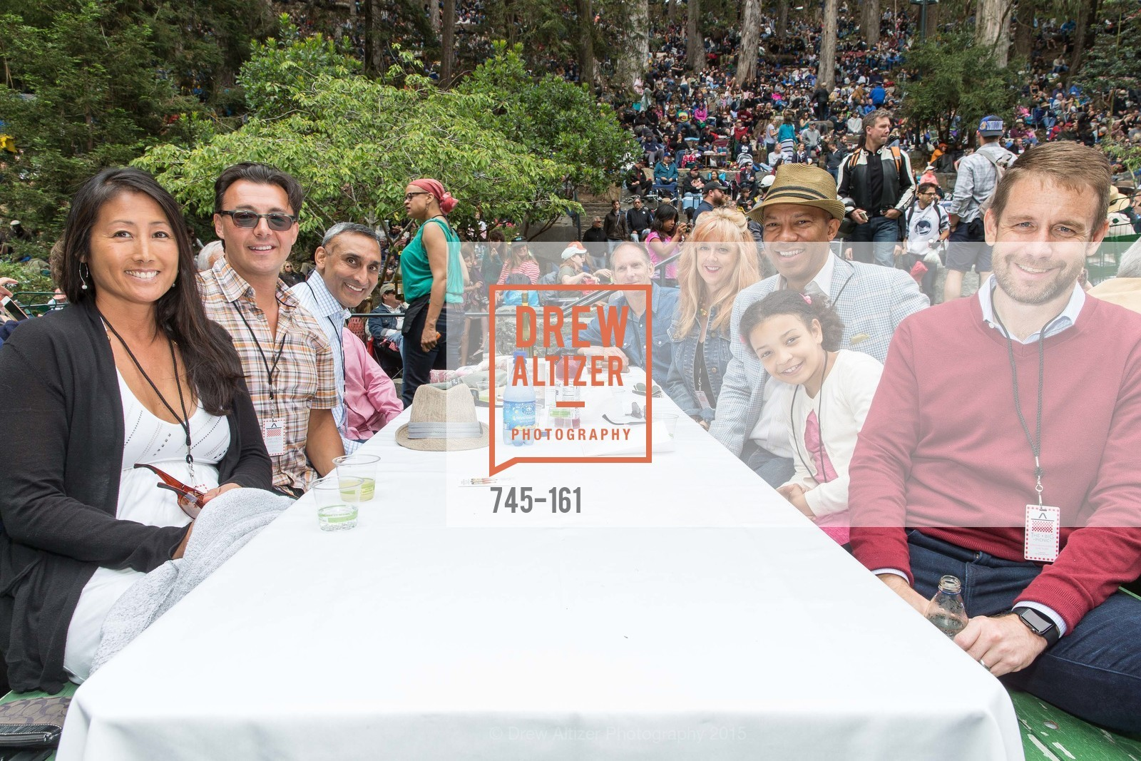 Inder Dhillon, Ken McNeely, Meera McNeely, THE BIG PICNIC Kicking off  2015 Stern Grove Season, Stern Grove. 2750 19th Avenue, June 14th, 2015,Drew Altizer, Drew Altizer Photography, full-service agency, private events, San Francisco photographer, photographer california