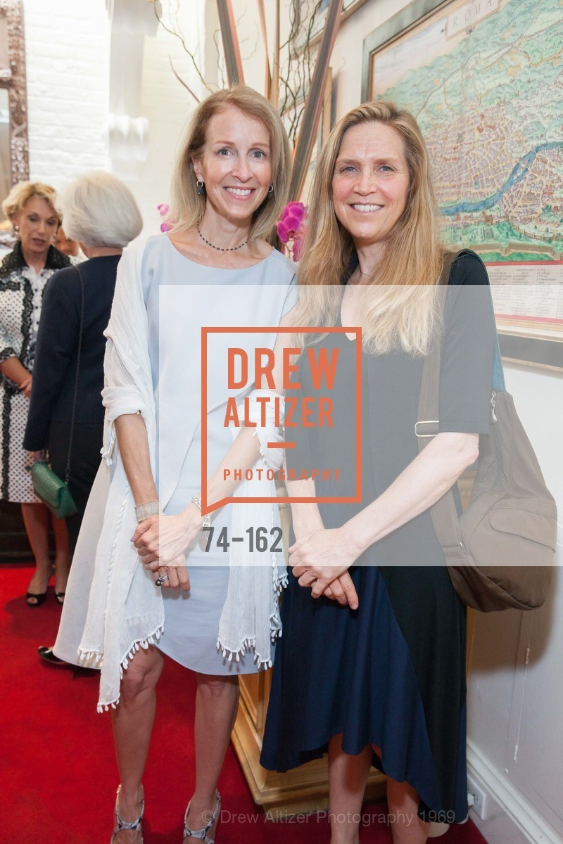 Angela McConnell, Dana Babin, National Museum of Women in the Arts Luncheon Hosted by Lorna Meyer Calas, Villa Taverna. 27 Hotaling Place, June 14th, 2015,Drew Altizer, Drew Altizer Photography, full-service agency, private events, San Francisco photographer, photographer california