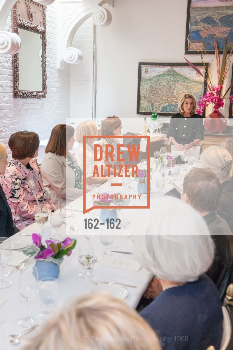 Lorna Meyer Calas, National Museum of Women in the Arts Luncheon Hosted by Lorna Meyer Calas, Villa Taverna. 27 Hotaling Place, June 14th, 2015,Drew Altizer, Drew Altizer Photography, full-service agency, private events, San Francisco photographer, photographer california