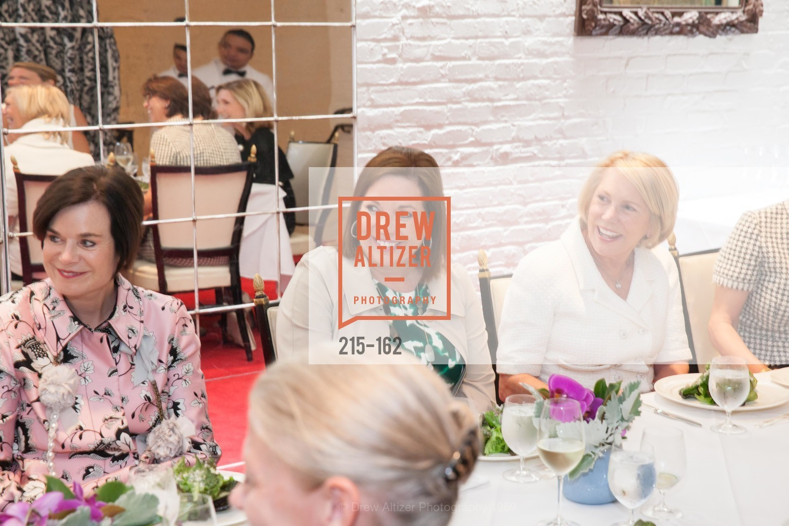 Kim Swig, National Museum of Women in the Arts Luncheon Hosted by Lorna Meyer Calas, Villa Taverna. 27 Hotaling Place, June 14th, 2015,Drew Altizer, Drew Altizer Photography, full-service event agency, private events, San Francisco photographer, photographer California