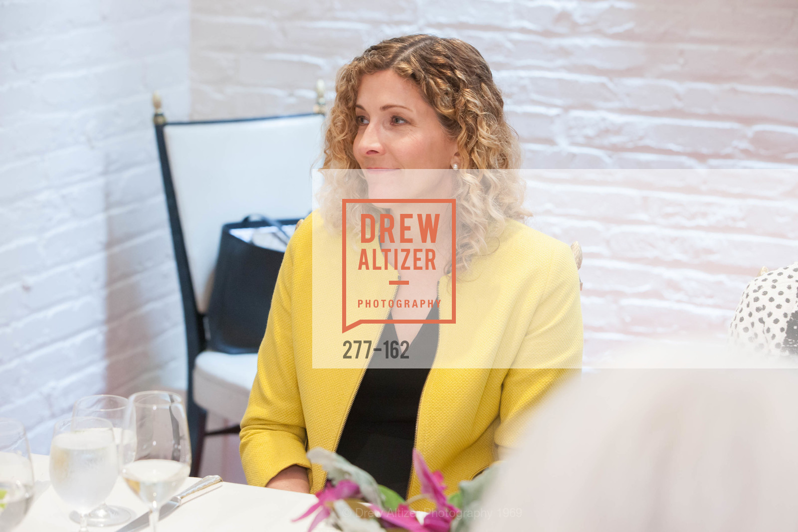 Joanne Northrup, National Museum of Women in the Arts Luncheon Hosted by Lorna Meyer Calas, Villa Taverna. 27 Hotaling Place, June 14th, 2015,Drew Altizer, Drew Altizer Photography, full-service agency, private events, San Francisco photographer, photographer california