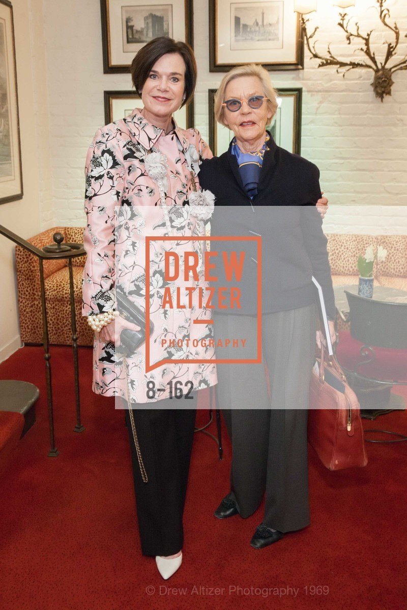 Lucy Buchanan, Barbro Osher, National Museum of Women in the Arts Luncheon Hosted by Lorna Meyer Calas, Villa Taverna. 27 Hotaling Place, June 14th, 2015,Drew Altizer, Drew Altizer Photography, full-service agency, private events, San Francisco photographer, photographer california