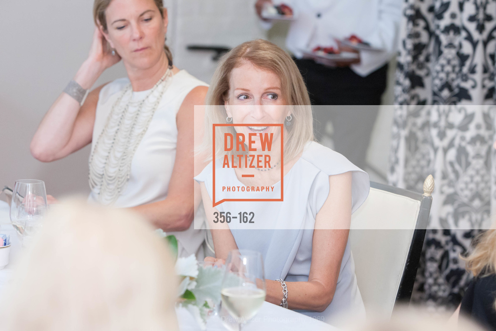 Angela McConnell, National Museum of Women in the Arts Luncheon Hosted by Lorna Meyer Calas, Villa Taverna. 27 Hotaling Place, June 14th, 2015,Drew Altizer, Drew Altizer Photography, full-service agency, private events, San Francisco photographer, photographer california