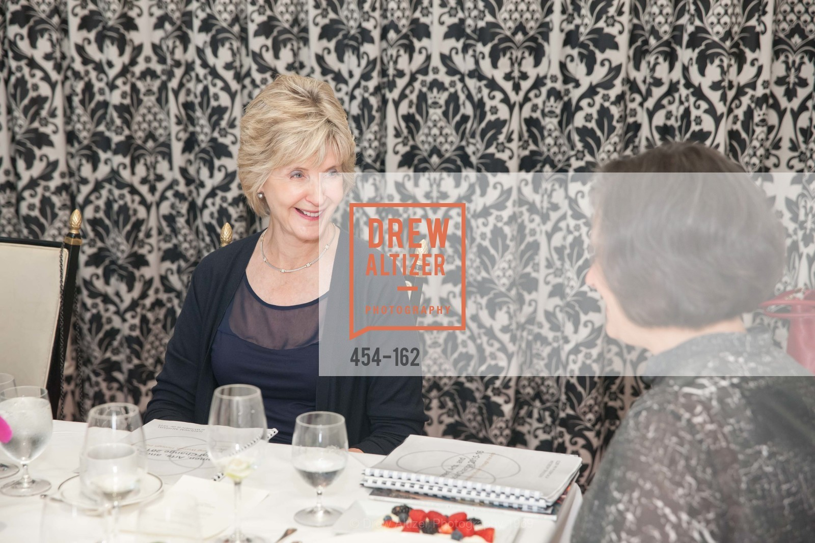 Jo Eriko, National Museum of Women in the Arts Luncheon Hosted by Lorna Meyer Calas, Villa Taverna. 27 Hotaling Place, June 14th, 2015,Drew Altizer, Drew Altizer Photography, full-service agency, private events, San Francisco photographer, photographer california