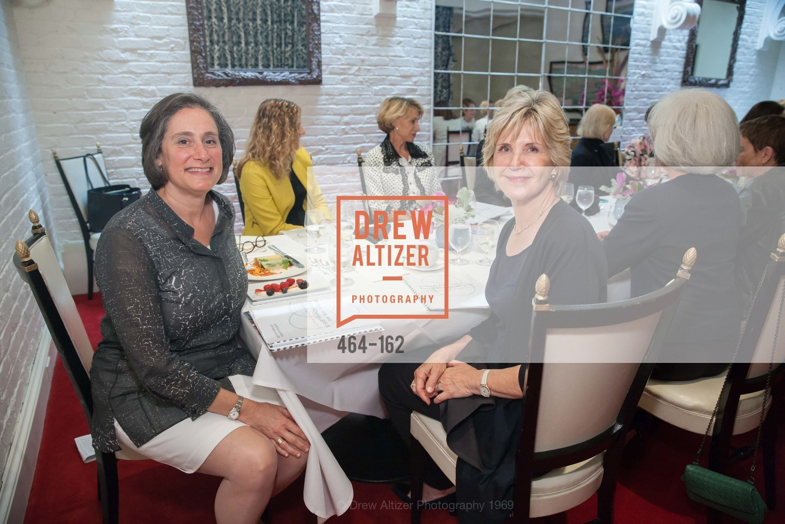 Susan Sterling, Jo Eriko, National Museum of Women in the Arts Luncheon Hosted by Lorna Meyer Calas, Villa Taverna. 27 Hotaling Place, June 14th, 2015,Drew Altizer, Drew Altizer Photography, full-service agency, private events, San Francisco photographer, photographer california