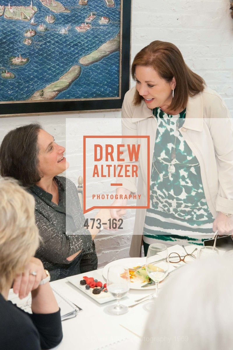 Susan Sterling, Kim Swig, National Museum of Women in the Arts Luncheon Hosted by Lorna Meyer Calas, Villa Taverna. 27 Hotaling Place, June 14th, 2015,Drew Altizer, Drew Altizer Photography, full-service agency, private events, San Francisco photographer, photographer california